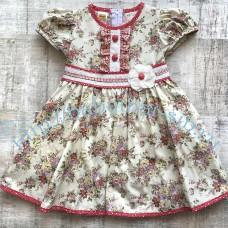 Платье Chiap ha швейное 2 цвета 110-120 см