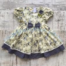 Платье Chiap ha швейное 2 цвета 130-140 см