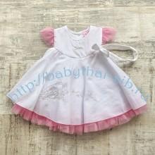 Платье Sweetty швейное для девочки 3-9 мес.