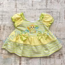 Платье Merry Go Round трикотажное 4 цвета 60-70 см