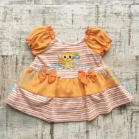 Платье Merry Go Round трикотажное 3 цвета 80-90 см