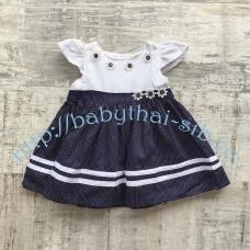 Платье Laura Ashley швейное 0-6 мес.