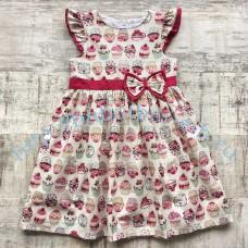 Платье Wandee's швейное 9-10 лет