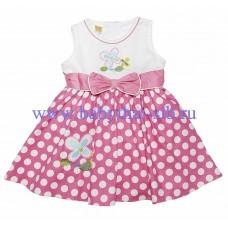Платье Chiap ha швейное для девочки на 120 см