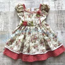 Платье Chiap Ha  швейное 110-120 см