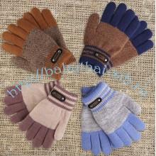 Перчатки вязаные 4-6 лет
