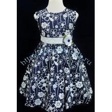 Платье Chiap ha швейное для девочки