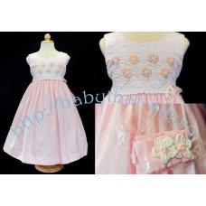 Платье Botanique 54228 + ободок 2-7 лет