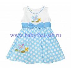 Платье Chiap Ha швейное для девочки 3 цвета 90-100 см