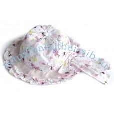 Шляпка WWW летняя для девочки 12-24 мес