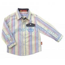 Рубашка Kidsplanet для мальчика 3,4 года