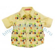 Рубашка Kidsplanet для мальчика 12-24 мес