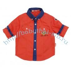 Рубашка Kidsрlanet для мальчика 12,24 мес.