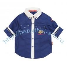 Рубашка Kidsplanet для мальчика 3-5 лет