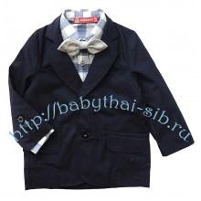 Пиджак Kidsplanet для мальчика 3-5 лет