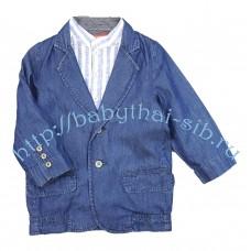 Пиджак Kidsplanet для мальчика 3,5 лет
