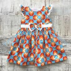 Платье Wandee's швейное на 7 лет