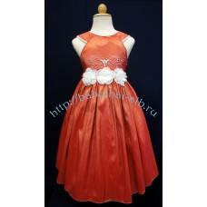 Платье Botanique праздничное на 2 года