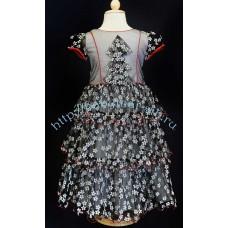 Платье Botanique +ободок и сумочка 55027 на 4 года