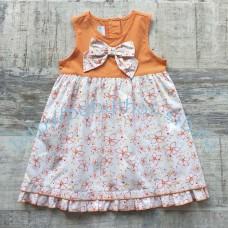 Платье WWW текстильное для девочки 3,4 года